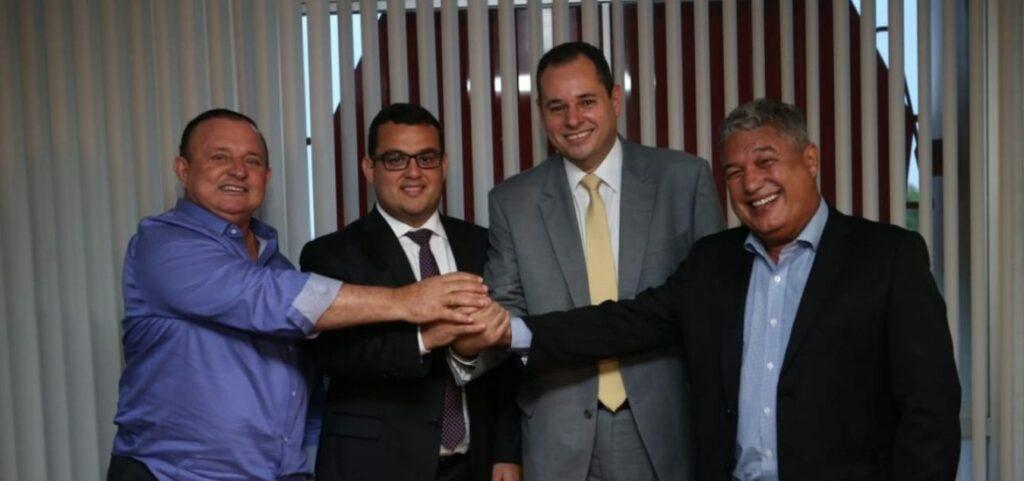 Photo of DEFINITIVO! Nelson Leal é escolhido como candidato único da base de Rui Costa á presidência da AL-BA