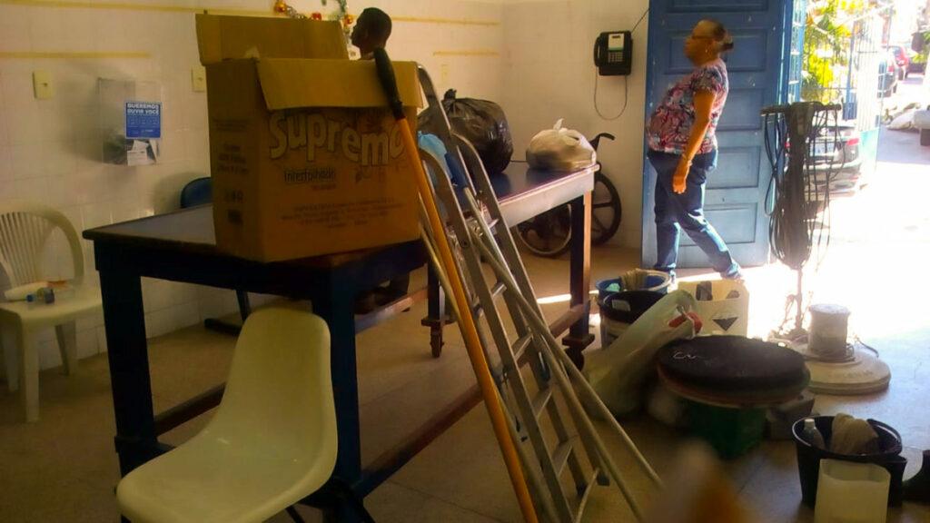 Photo of Avança processo para reabertura do Posto de Saúde da Santa Cruz