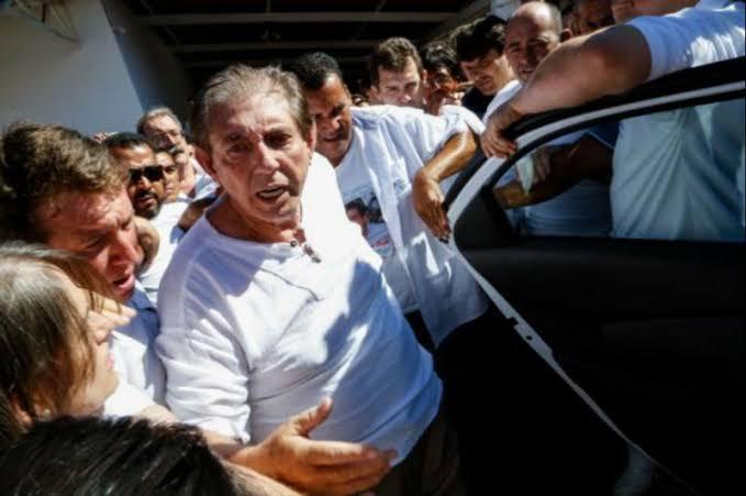 Photo of URGENTE! Médium João de Deus se entrega à polícia