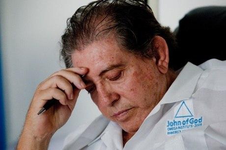 Photo of INTIMAÇÃO: João de Deus tem que se entregar até as 14h deste sábado (15)