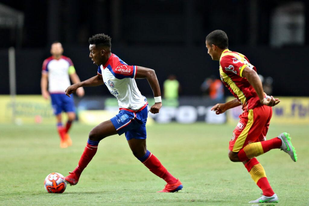 Photo of Bahia aplica goleada histórica na Juazeirense pelo Campeonato Baiano