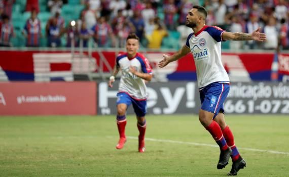 Photo of Com dois gols de Gilberto, Bahia vence Santa Cruz pela Copa do Nordeste
