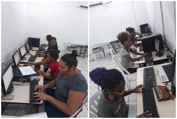Photo of UNIÃO SANTA CRUZ! Alunos do Projeto Comunidade Digital voltam às aulas após recesso