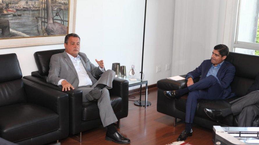 """Photo of Neto diz que reunião com Rui foi produtiva: """"espero que inaugure um momento tranquilo nas relações da prefeitura com o Estado"""""""