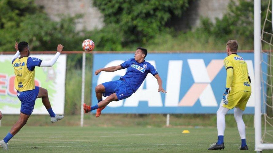 Photo of Bahia volta a trabalhar em dois turnos no Fazendão