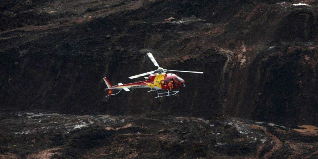 Photo of TRAGÉDIA BRUMADINHO: bombeiros começam a encontrar corpos após rompimento de barragem