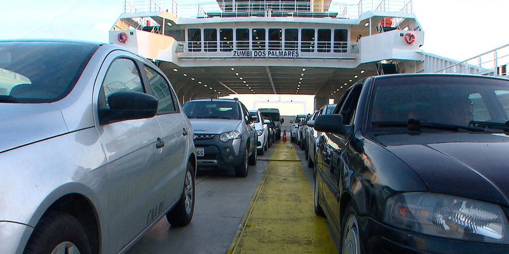 Photo of VIROU ROTINA? Motoristas enfrentam espera de 3h30 para embarcar no ferry-boat nesta sexta (18)