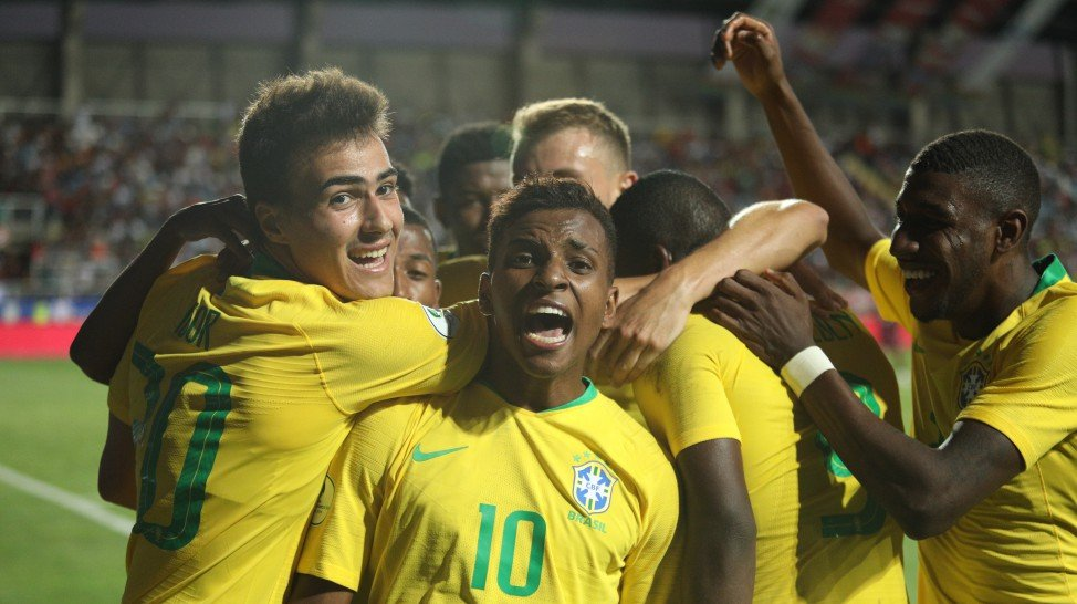 Photo of Brasil vence a Venezuela e assume vice-liderança do grupo no Sul-Americano Sub-20