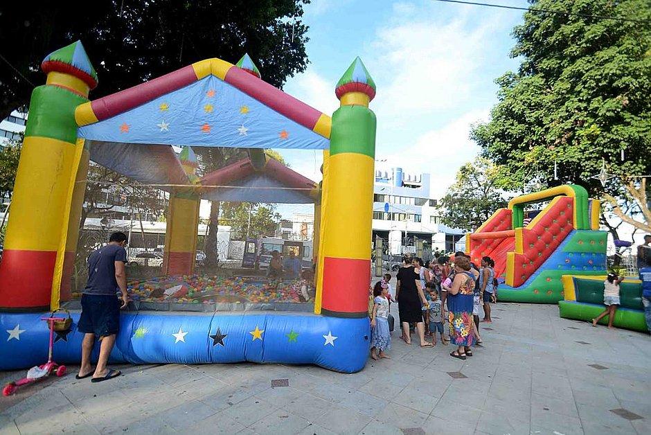 Photo of Programação infantil no Campo Grande vai até semana que vem