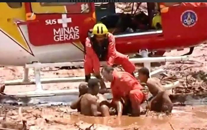 Photo of TRAGÉDIA BRUMADINHO: sobe para 40 o número de mortos; 299 estão desaparecidos