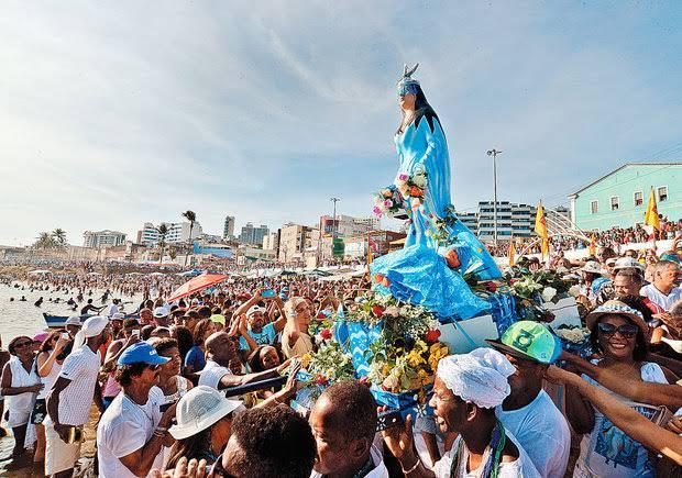 Photo of Prefeitura de Salvador esclarece uso de som em festa de Iemanjá