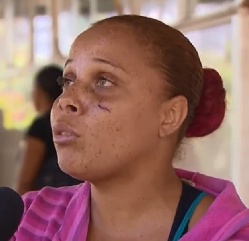 Photo of Bebê atingida por bala está internada em estado grave no Hospital Geral do Estado