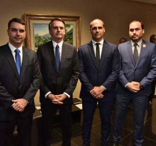 Photo of Filhos de Bolsonaro articulam deixar PSL e ingressar em siglanova 'UDN'