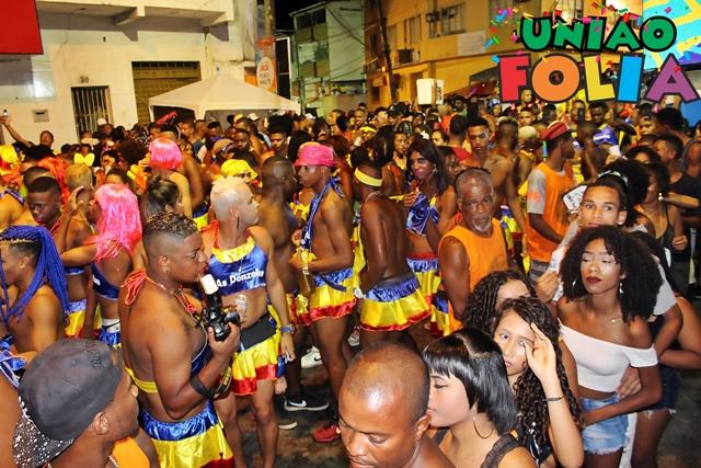 Photo of A abertura do Carnaval do Nordeste de Amaralina foi marcada por muita alegria, paz, emoção e música baiana