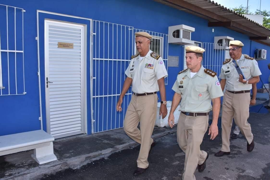 Photo of EXONERAÇÃO! Major Amilton e o Capitão Nascimento são desligados do comando da 40ª CIPM – Nordeste de Amaralina