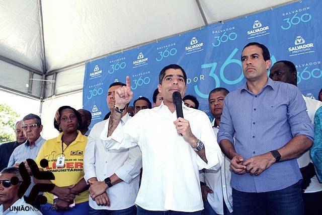 Photo of Neto faz criticas ao Inema órgão do governo do estado e manda recado para aliados de Rui Costa