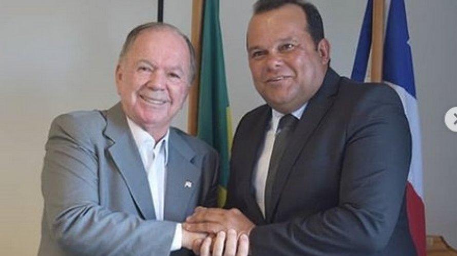 Photo of Vice-Governador João Leão convida Geraldo Junior para se filiar no PP e concorrer a prefeitura de Salvador em 2020, diz coluna