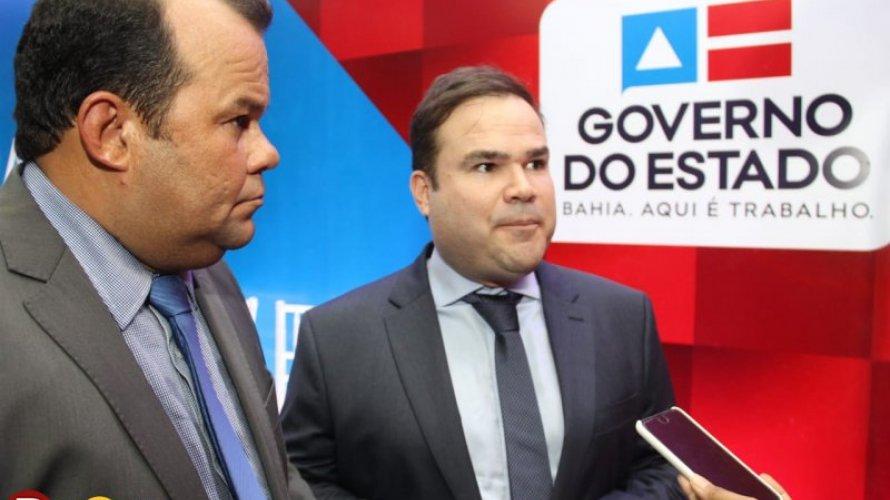 Photo of Deputado Cacá Leão pode abrir mão de concorrer à prefeitura de Salvador se Geraldo Jr. entrar no PP, diz coluna