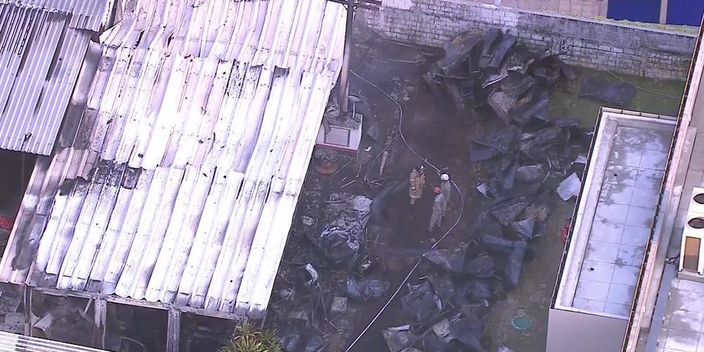 Photo of FLAMENGO EM CHAMAS: identificadas as dez vítimas do incêndio no Ninho do Urubu; veja
