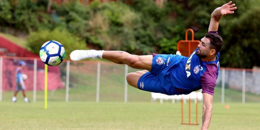 Photo of GOLBERTO: atacante tem média de um gol por partida e iguala marca de 2018