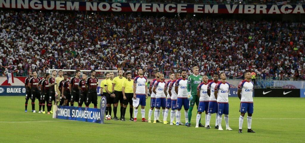 Photo of Jogos do Bahia na Sul-Americana devem ser transmitidos somente pelo Facebook e Youtube