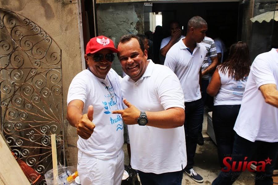 Photo of Suíca promove evento para receber amigos e aliados políticos na Festa do Rio Vermelho