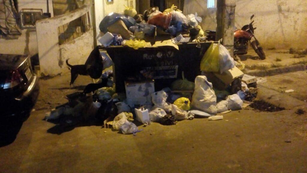 Photo of Moradores reclamam de acúmulo de lixo no bairro da Chapada do Rio Vermelho