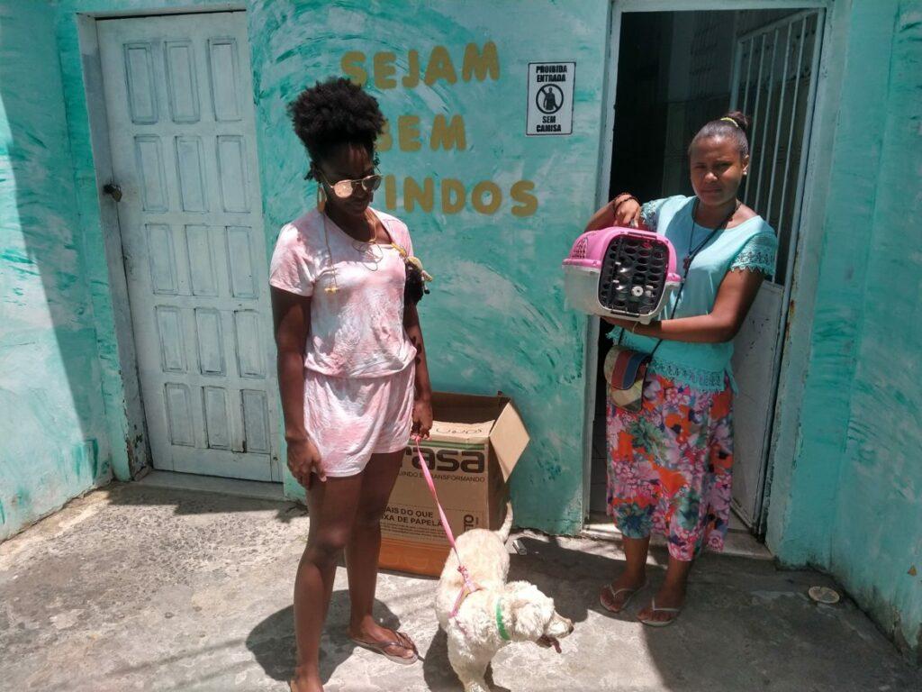 Photo of Moradores reclamam da falta de agentes de saúde para vacinar cães e gatos em Santa Cruz