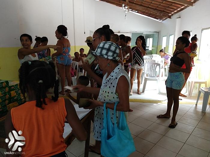 Photo of Mais uma Ação da União Santa Cruz em parceria com o programa Mesa Brasil