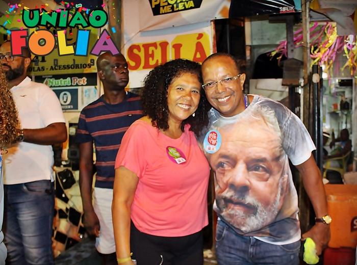 Photo of UNIÃO FOLIA! Políticos marcam presença na abertura do Carnaval do Nordeste de Amaralina