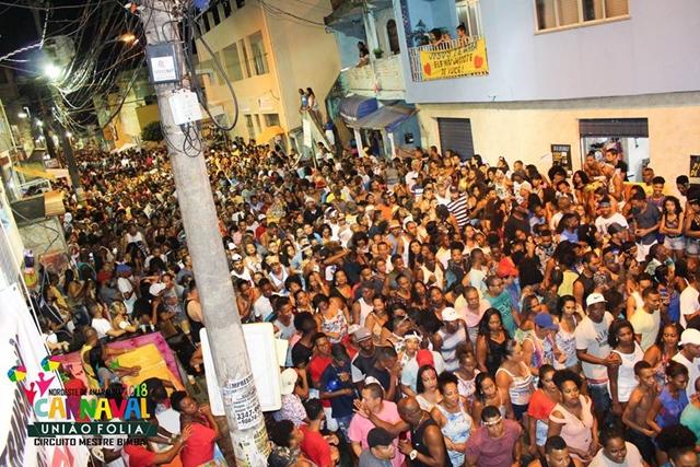 Photo of UNIÃO FOLIA: O Bloco os Canibais traz para avenida do Nordeste de Amaralina Bailão do Robyssão