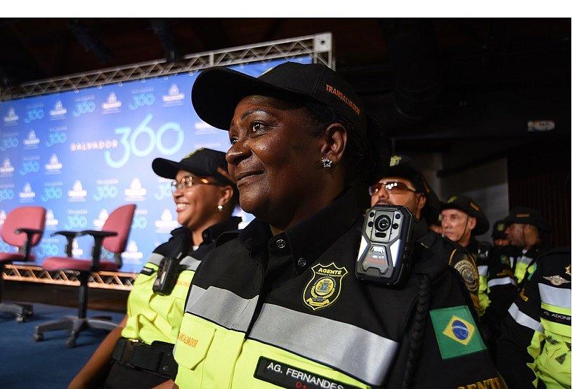 Photo of Motoristas terão acesso a imagens gravadas por agentes da Transalvador