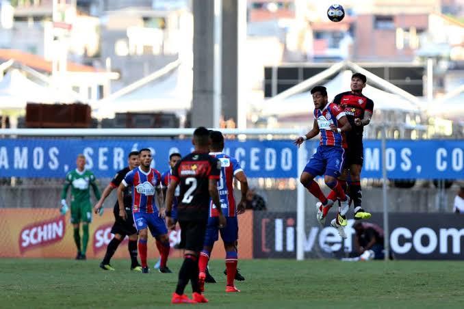Photo of Primeiro BAVI de 2019 termina empatado na Arena Fonte Nova