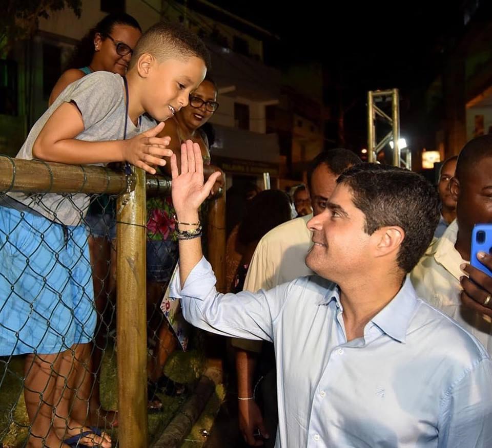 Photo of EXCLUSIVO: Prefeito anuncia construção de uma nova Unidade de Saúde no Bairro da Santa Cruz