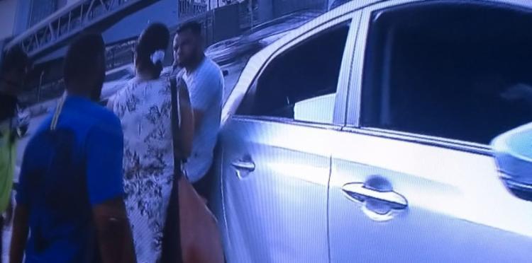 Photo of Carros colidem e deixam um ferido na região da Rodoviária