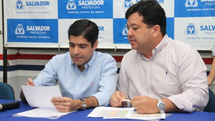 Photo of ACM Neto nomeia Almir Melo como diretor presidente da Arsal