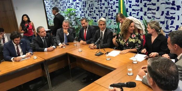 Photo of Partidos de oposição se pronunciam sobre reforma da Previdência