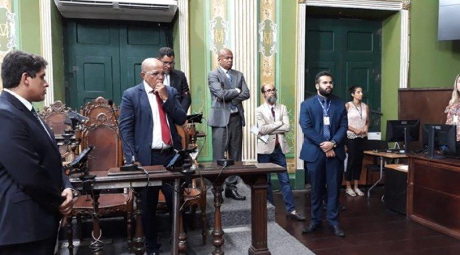 Photo of Vereadores lamentam pela morte do sindicalista Edson Conceição