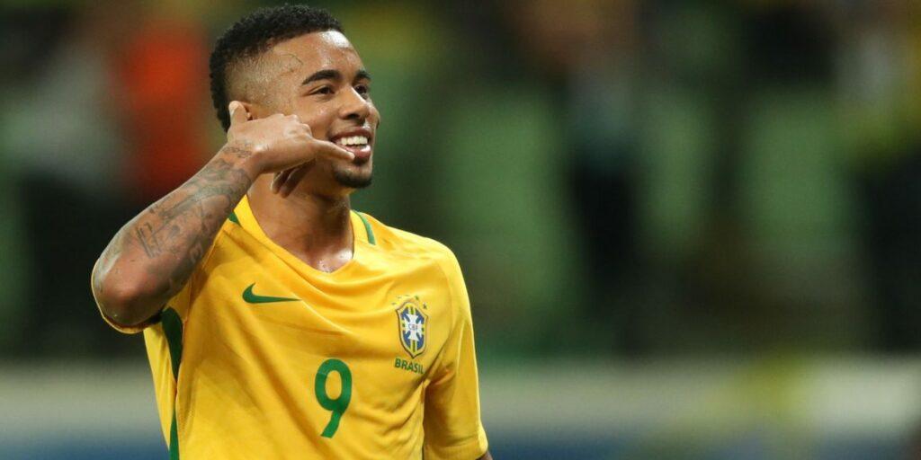 Photo of Gabriel Jesus marca duas vezes, e Brasil vence a República Tcheca de virada por 3 a 1