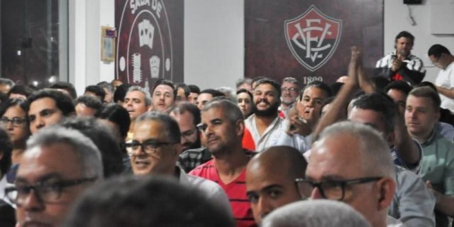 Photo of REUNIÃO: Conselho Deliberativo do Vitória define futuro de Ricardo David nesta sexta (15)