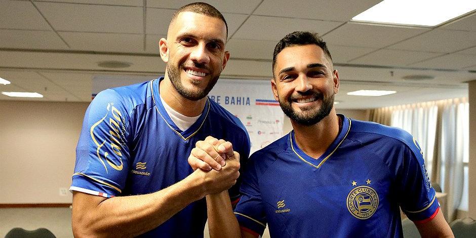 Photo of QUEM LEVA A MELHOR? Fernandão e Gilberto disputam vaga no Bahia; tricolor tem o melhor ataque do país em 2019