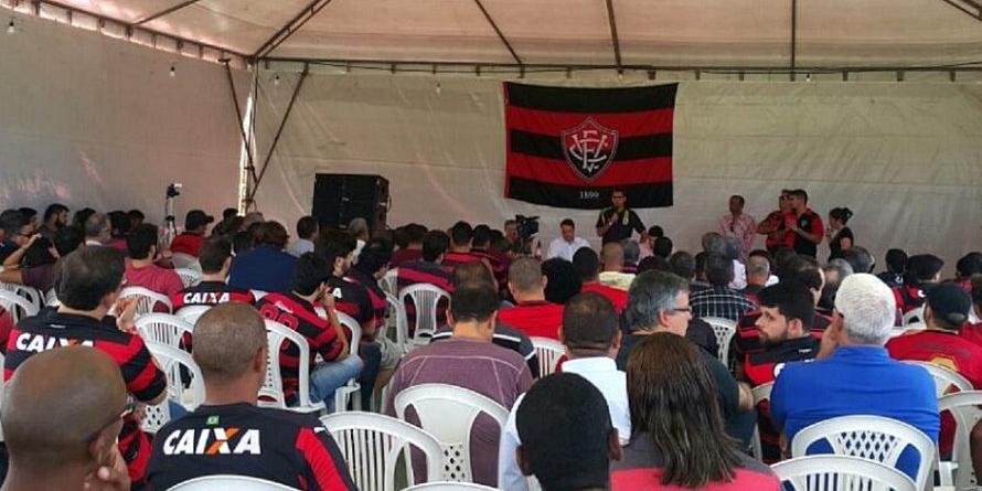 Photo of CHEGOU O DIA! Reforma do Estatuto do Vitória será votada nesta sexta-feira (29)