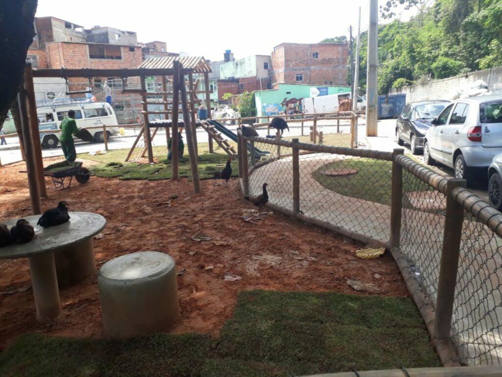 Photo of Prefeitura promete entregar obra da Praça e Quadra da Nova República em 15 dias.