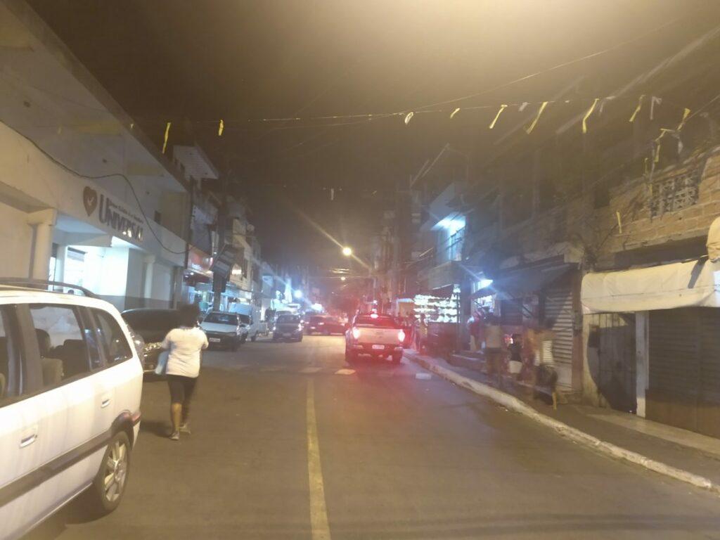 Photo of Pela 2ª vez em 2 dias, ônibus param de circular no bairro da Santa Cruz