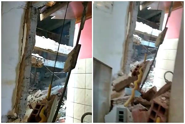 Photo of Perigo: botijão de gás explode e deixa cinco feridos no Vale das Pedrinhas