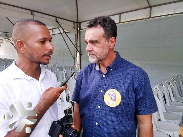 Photo of 'A Bahia não pode aceitar nenhum tipo de discriminação', diz Daniel Almeida, sobre os repassas de verbas federal para o estado