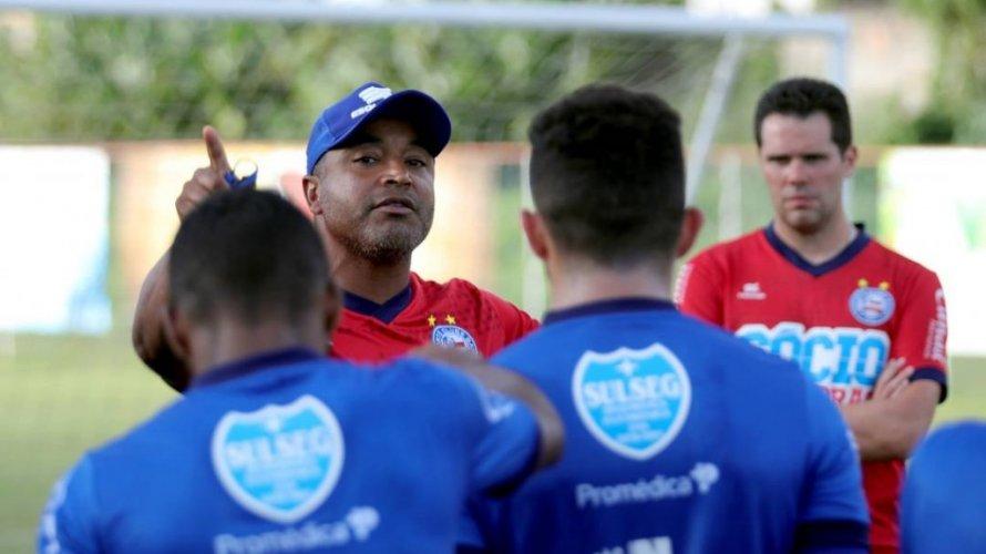 Photo of Bahia recebe o CRB na Fonte Nova, em duelo de volta da terceira fase da Copa do Brasil