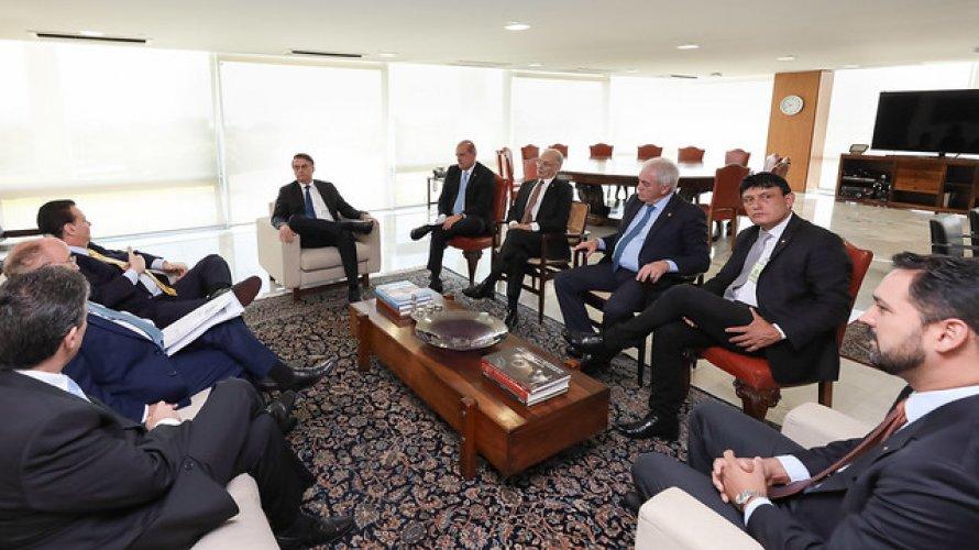 Photo of Bolsonaro abre agenda, mas não consegue amplo apoio de siglas