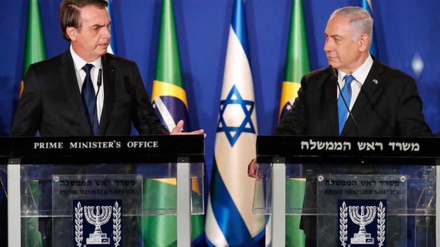 Photo of Bolsonaro à Brigada de Israel que foi a Brumadinho: 'nunca esqueceremos o apoio'