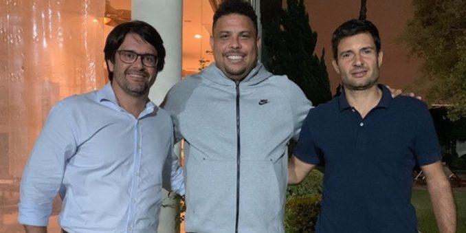 Photo of Diretoria do Bahia se reúne com Ronaldo Fenômeno para discutir parceria com o Valladolid